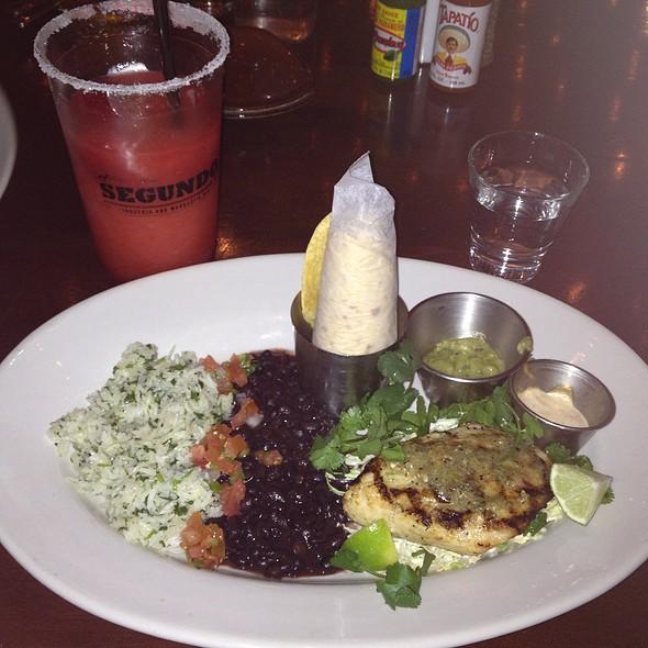 fish tacos - El Segundo Sol and Stripburger, Las Vegas, NV