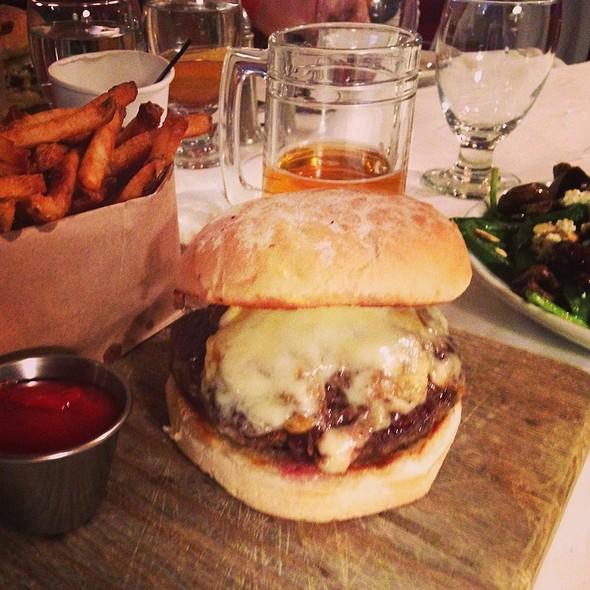 Back Bay Social Club restaurant - Boston, MA