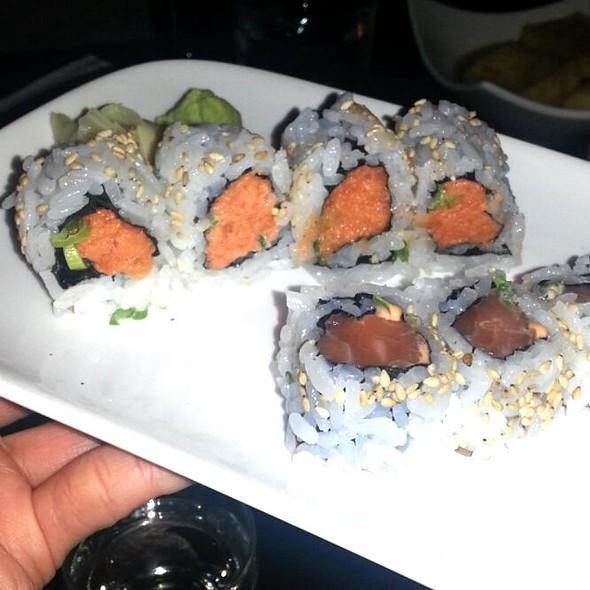 Spicy Tuna & Salmon Rolls - Yakitori Boy Japas  - Philadelphia, Philadelphia, PA