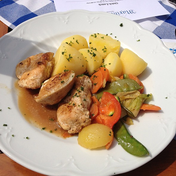 Quick Lunch - Restaurant Maximilians Berlin - Speisen wie in Bayern, Berlin