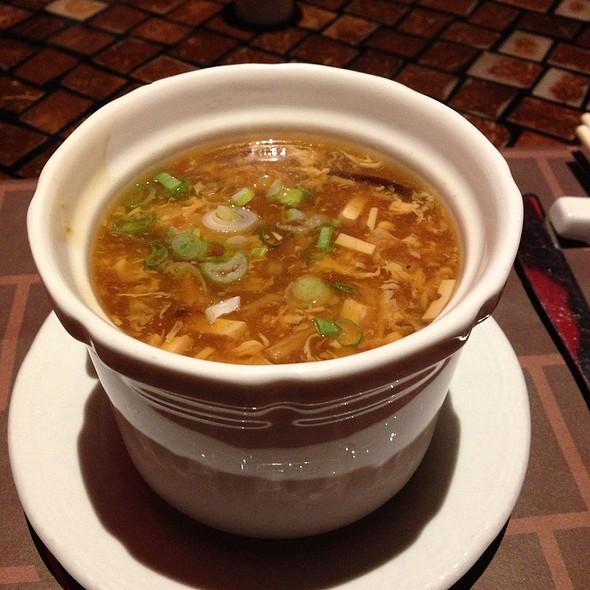 Hot and Sour Soup - Hong Kong Cafe, Las Vegas, NV