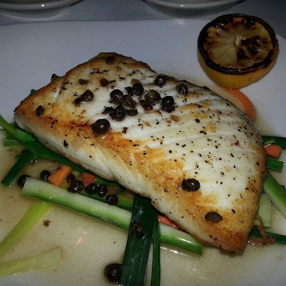 Alaskan Halibut - Morton's The Steakhouse - San Juan, San Juan, PR