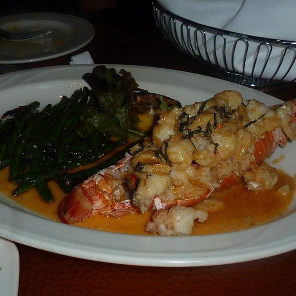 Twin Caribbean Thai Style Lobster Tail - MoonFish - Orlando, Orlando, FL