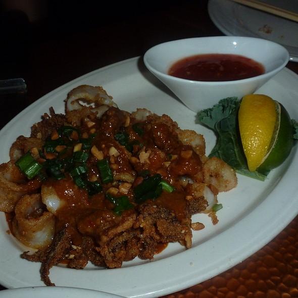 Crackling Five Spice Calamari Kung Pao - MoonFish - Orlando, Orlando, FL