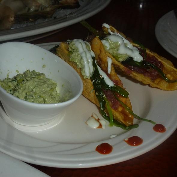 Spicy Tuna Tacos - MoonFish - Orlando, Orlando, FL