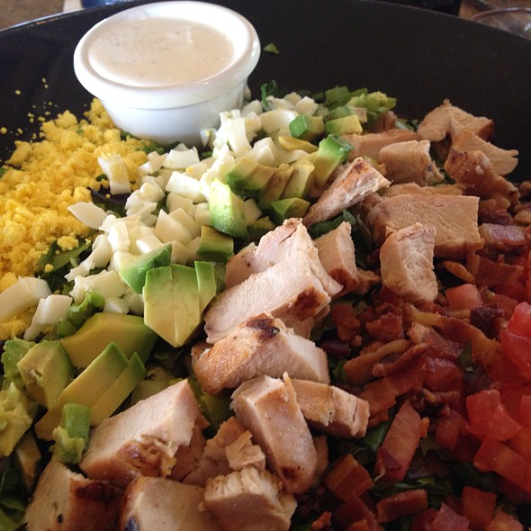 Cobb Salad - Chart House Restaurant - Cardiff, Cardiff, CA