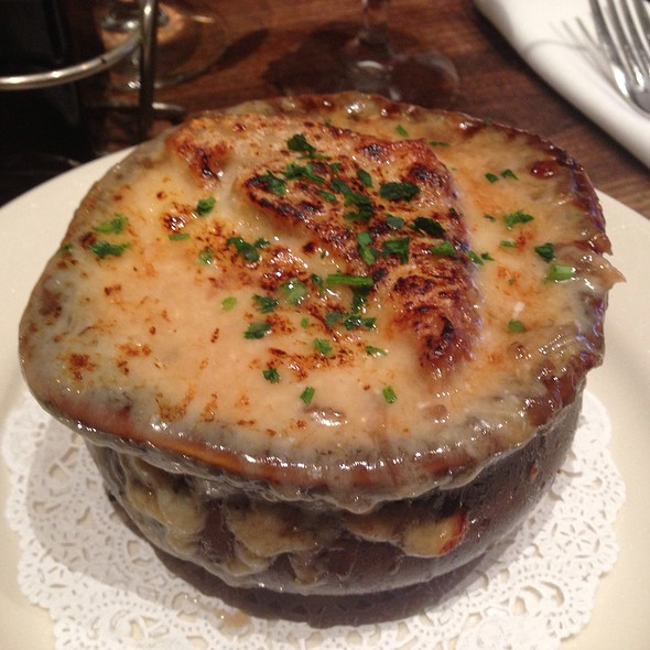 French Onion Soup - Nizza La Bella, Albany, CA