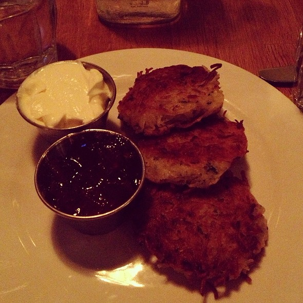 Latkes - DGS Delicatessen, Washington, DC