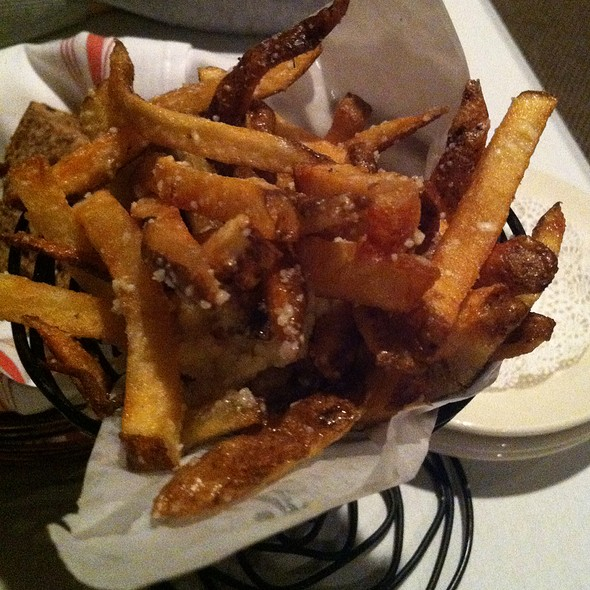 Truffle Fries - The Manor Tavern, Monkton, MD