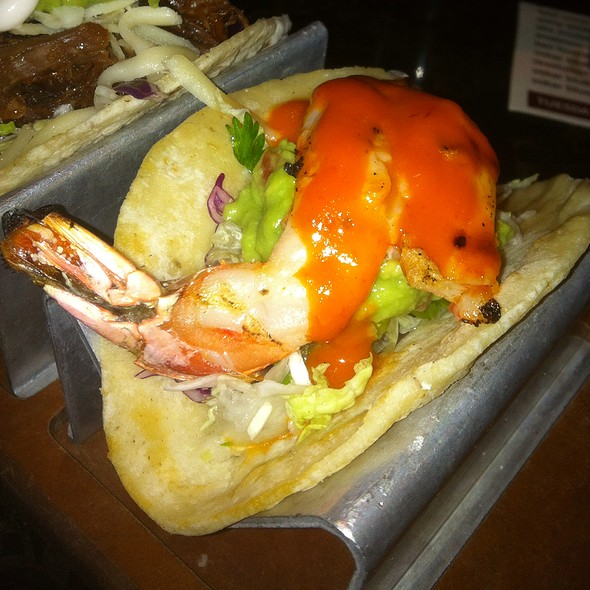 Crying Tiger Shrimp Taco - Tokio Pub, Schaumburg, IL