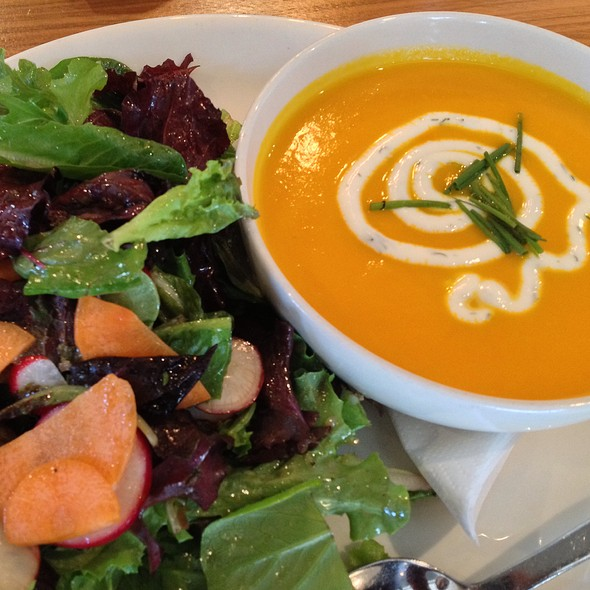 Carrot Ginger - Lake Street Kitchen + Bar, Oak Park, IL