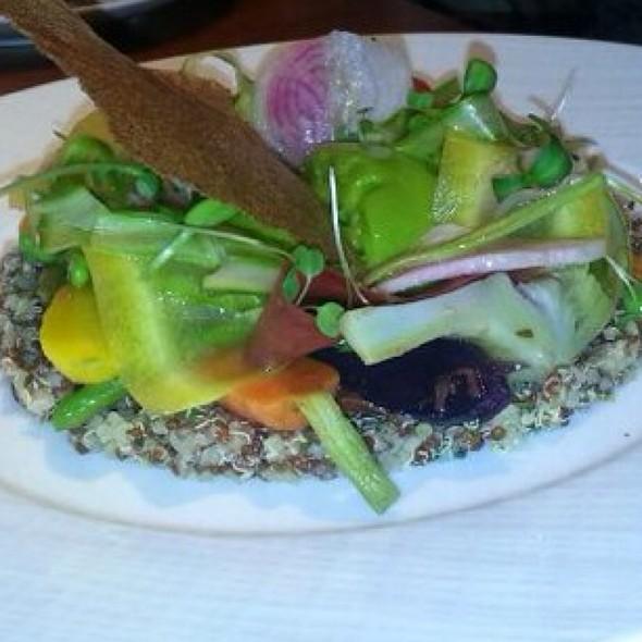 Quinoa Salad - Maison Boulud, Montréal, QC