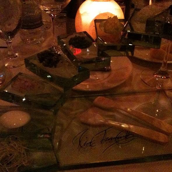 American Osetra Caviar - BR Prime - Beau Rivage, Biloxi, MS