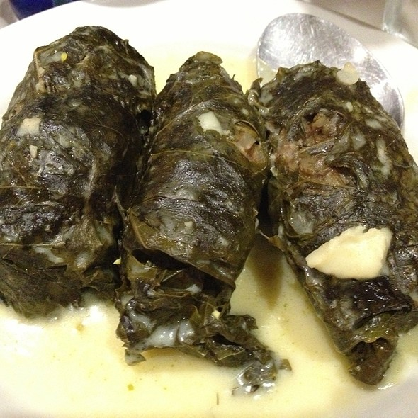 dolmades - Pegasus Restaurant and Taverna, Chicago, IL