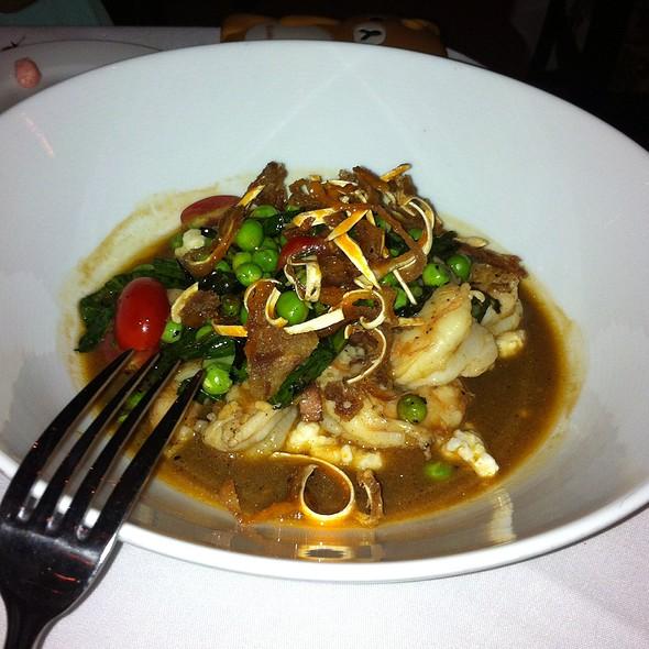 Shrimp & Grits - Coquette, New Orleans, LA