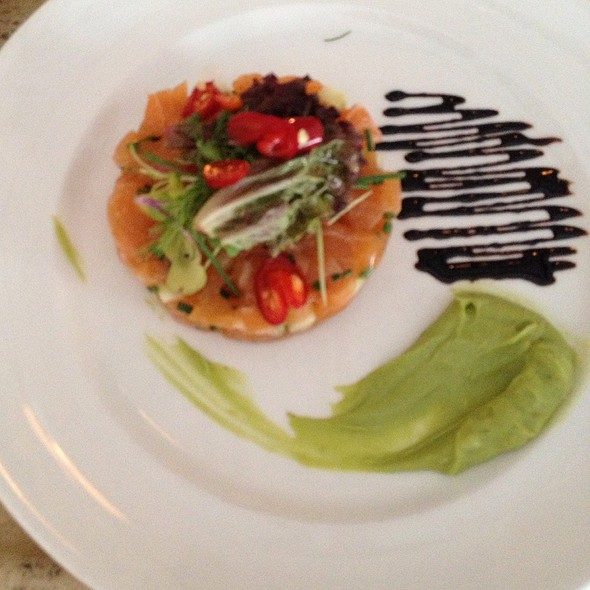 Salmon Tartare - Felice 83, New York, NY