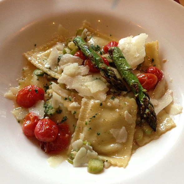Asparagus Ravioli - ONE 53, Rocky Hill, NJ