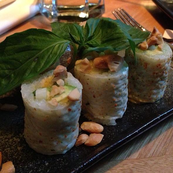 Thai Crab And Avocado Roll - The Hurricane Steak & Sushi, New York, NY