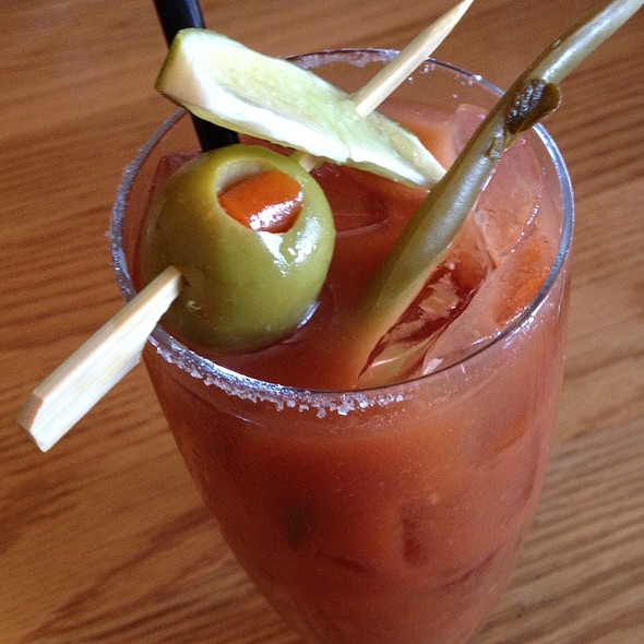 Spicy Bloody Mary - Grange, Sacramento, CA