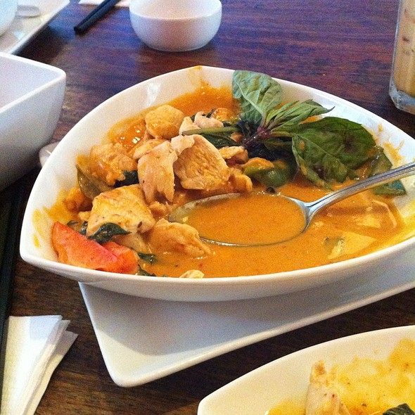 Panang Curry Pork - Spice Room - Seattle, Seattle, WA