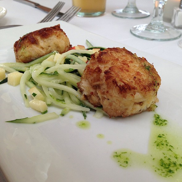 Crab Cakes - Fifth Season, Port Jefferson, NY