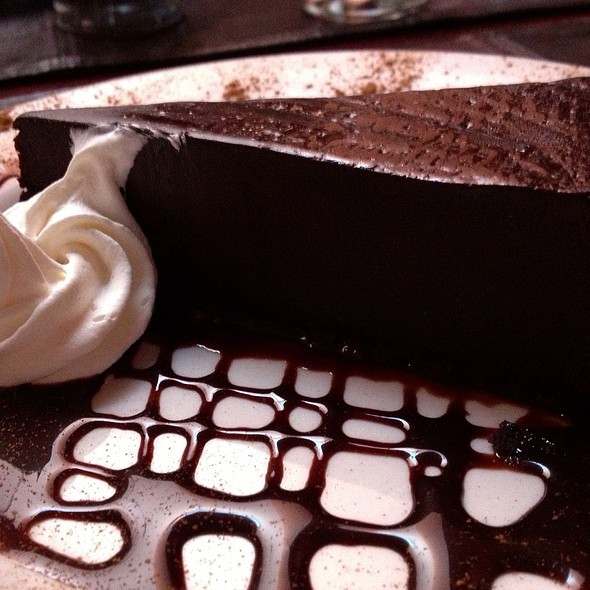Chocolate Mousse Cake - Pampas Argentinas Steakhouse & Restaurant, Forest Hills, NY