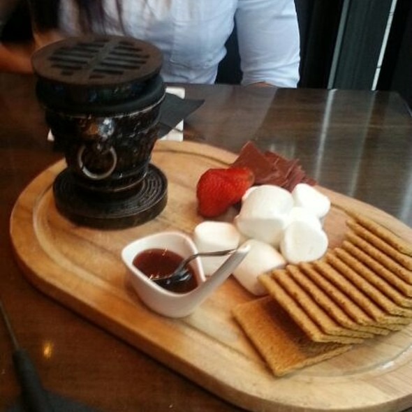"""S'mores"" - Hush Restaurant & Bar, Toronto, ON"
