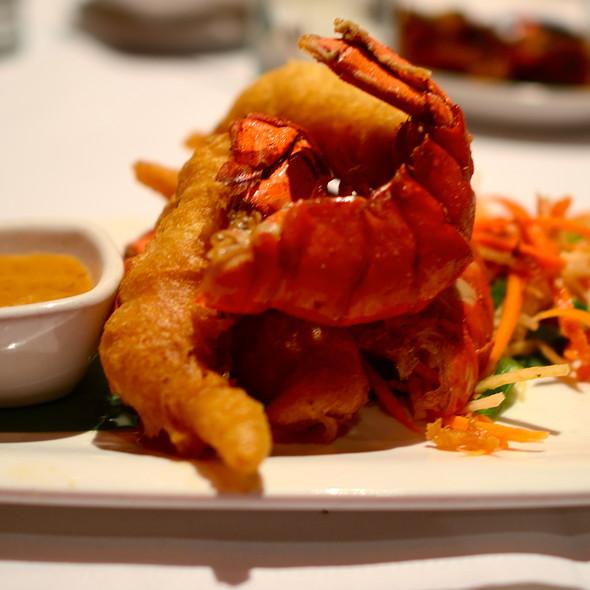 Lobster Tempura - Fleming's Steakhouse - Scottsdale, Scottsdale, AZ
