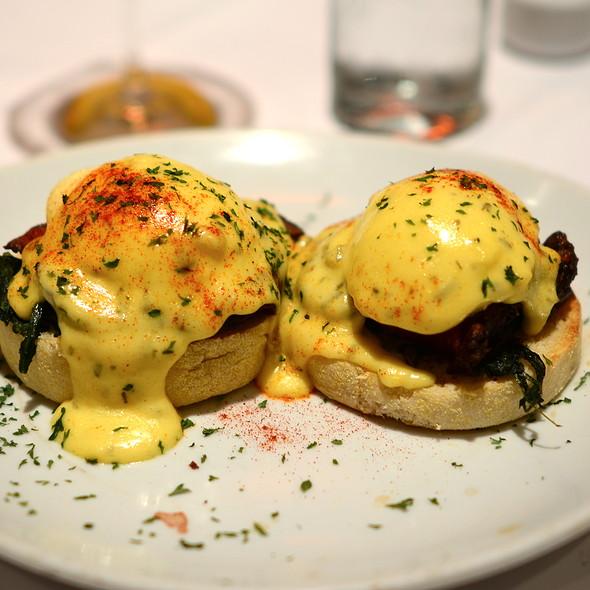 Eggs Benedict - Fleming's Steakhouse - Scottsdale, Scottsdale, AZ