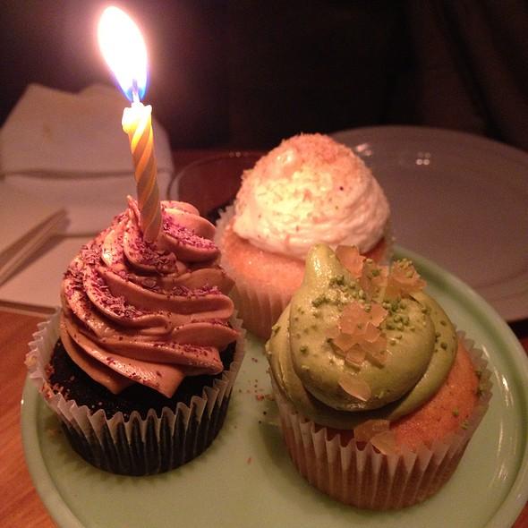 Housemade Cupcakes - The Hurricane Steak & Sushi, New York, NY