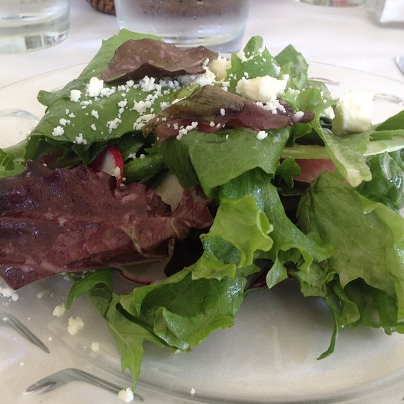 Basic Salad - The Farmhouse, Palmetto, GA