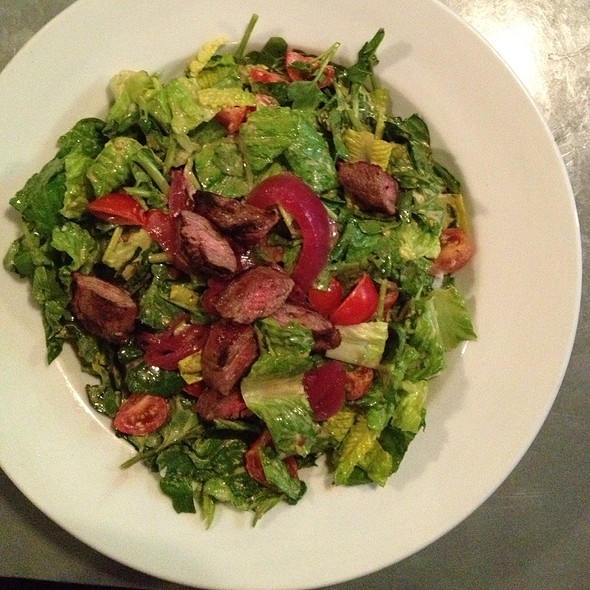 Grilled Steak Salad - Sprig Restaurant, Decatur, GA