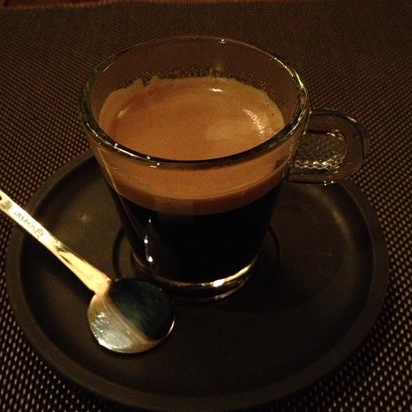 Espresso - L'Auberge Saint-Gabriel, Montréal, QC