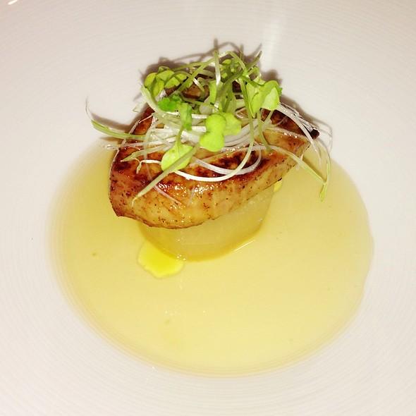Miso Seared Foie Gras - Dieci, New York, NY