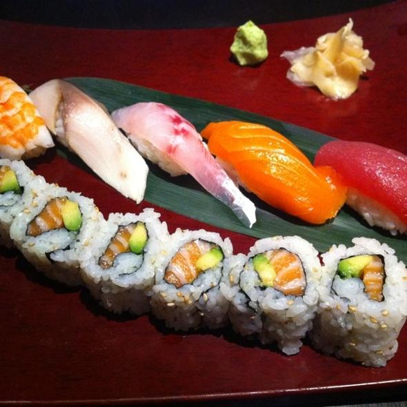 Sushi Platter - SO Restaurant, London