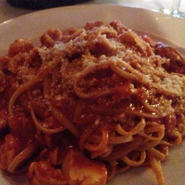 Linqunie Pasta - Trattoria Belvedere, New York, NY