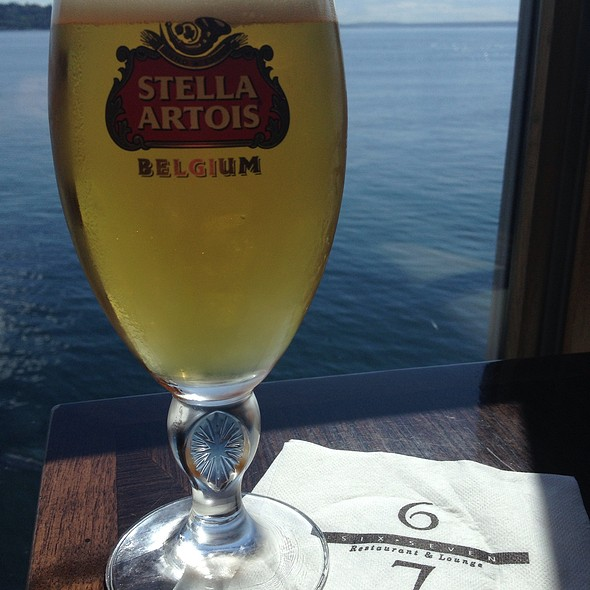Stella Artois - Six Seven Restaurant & Lounge, Seattle, WA