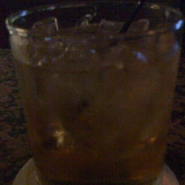 Pyrat Rum & Ginger Ale - NOVI Chophouse, Novi, MI