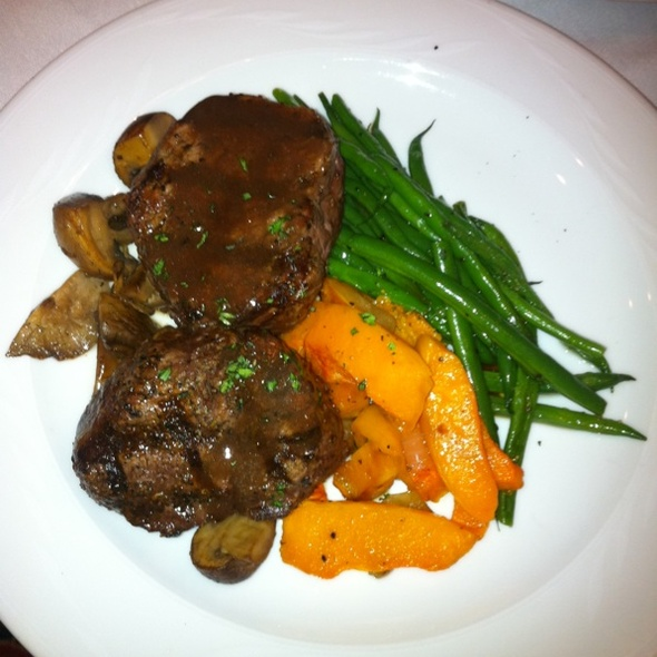 Filet Mignon - Graze, Winston-Salem, NC