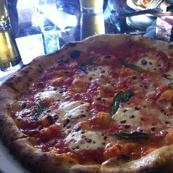 Margherita Pizza - The Forge, Oakland, CA