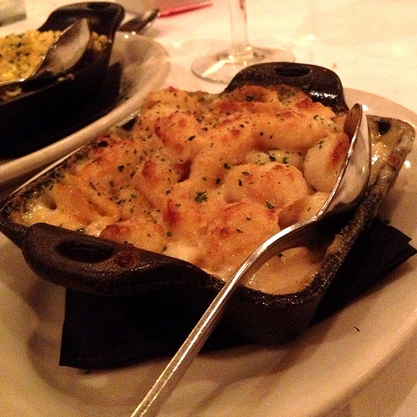 Mac and Cheese - Sullivan's Steakhouse - Austin, Austin, TX