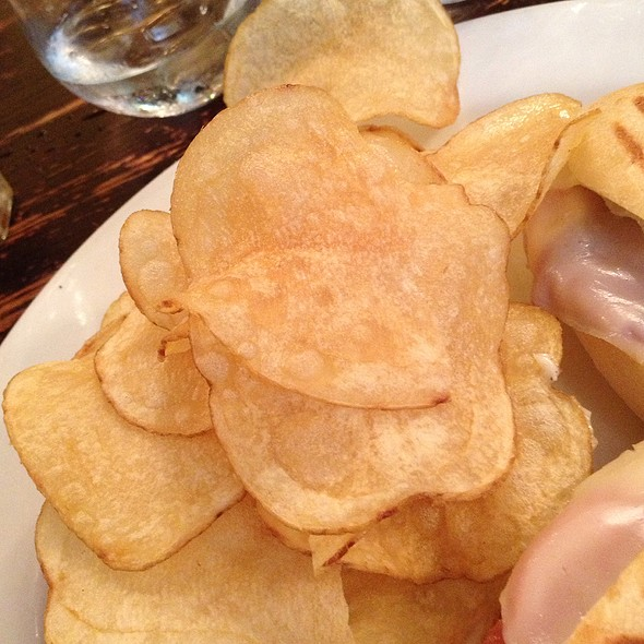 Potato Chips - Cafe Firenze, Moorpark, CA
