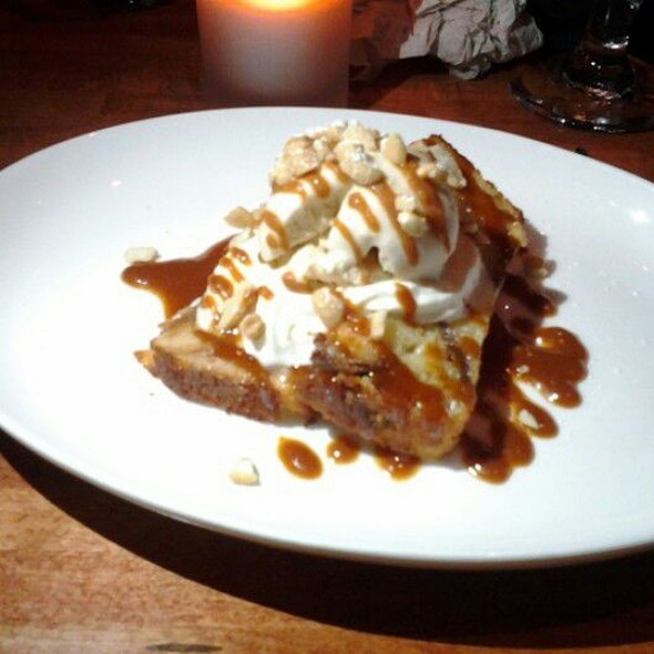 Bread Pudding - Seasons 52 - Costa Mesa, Costa Mesa, CA