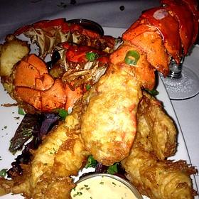 Lobster Tempura - Del Frisco's Double Eagle Steak House - Houston, Houston, TX
