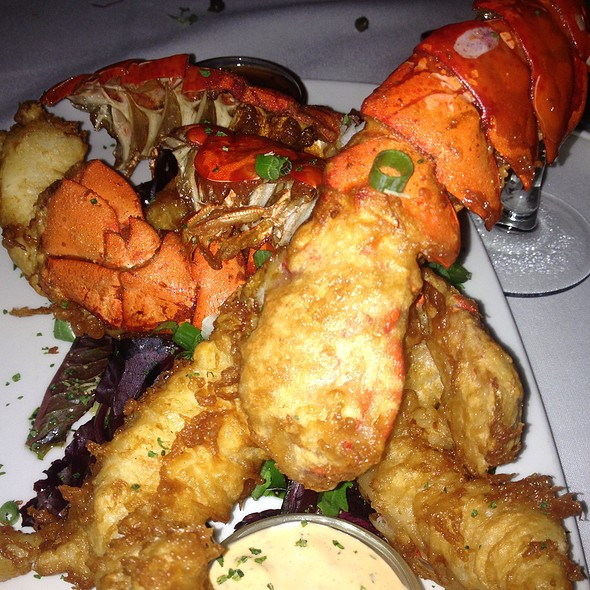 Lobster Tempura - Del Frisco's Double Eagle Steak House - Houston, Houston, TX