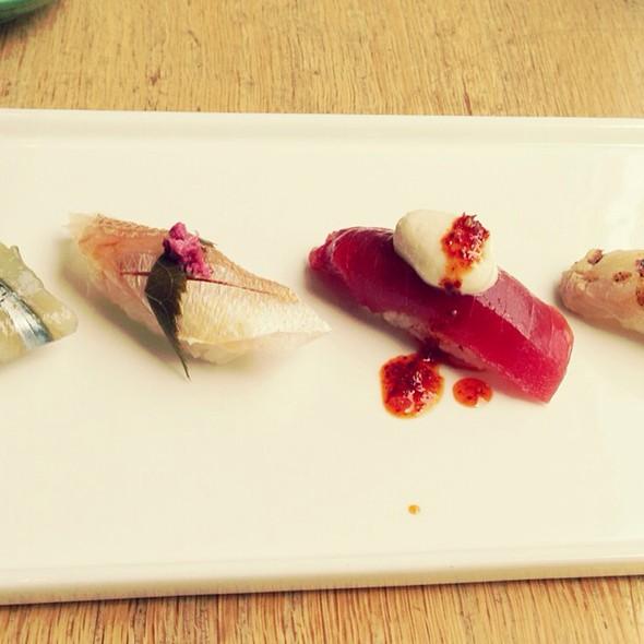 Omakase - Sushi of Gari - Columbus Avenue, New York, NY