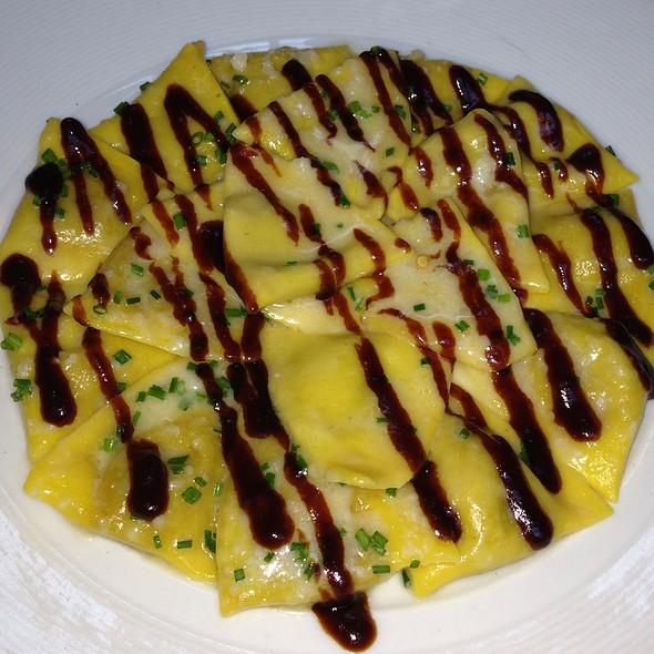 Duck & Foie Gras Ravioli - Scarpetta, New York, NY