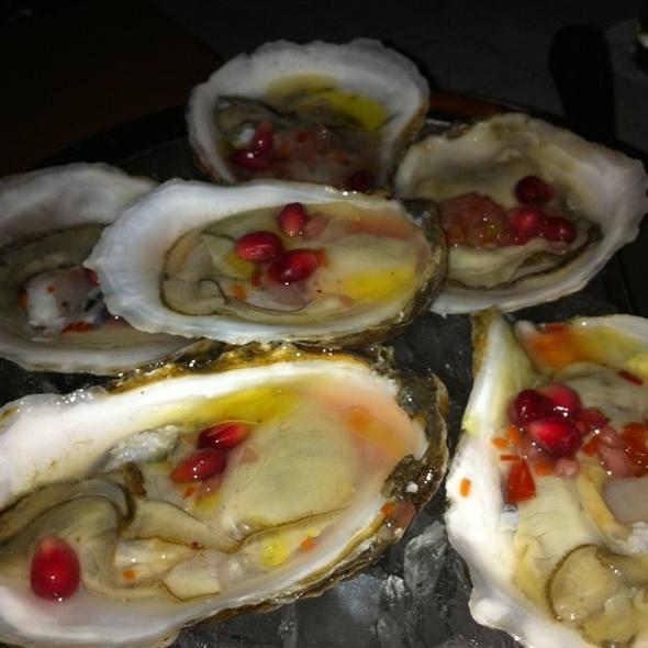 Oysters - Revolution - Durham, Durham, NC