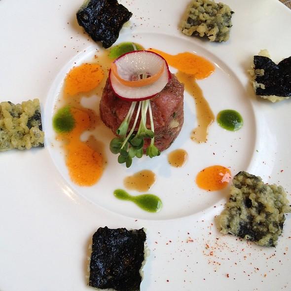 Tuna Tartare - Sushi of Gari - Columbus Avenue, New York, NY