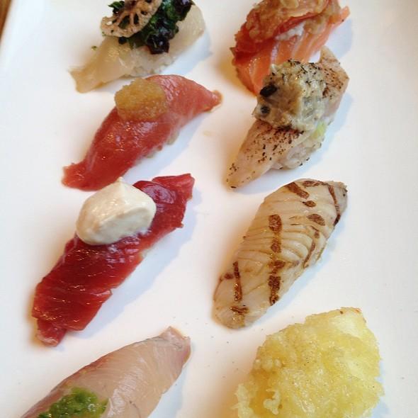 Sashimi Special - Sushi of Gari - Columbus Avenue, New York, NY